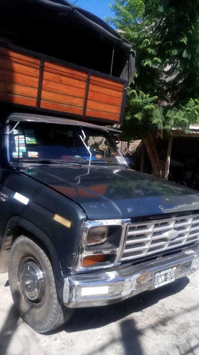 Ford Ford 250 Modelo 1984 Ford 250 Diesel