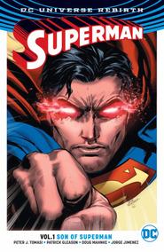 Superman Vol. 1 Son Of Superman Tpb (2017) Dc Rebirth