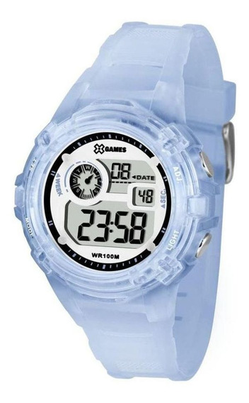 Relógio Xgames Xfppd044-bxax - Azul