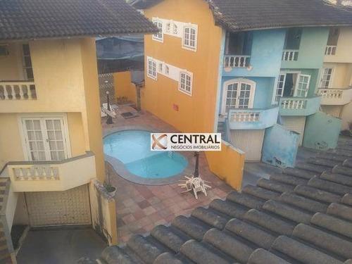 Imagem 1 de 30 de Casa Com 3 Dormitórios À Venda, 182 M² Por R$ 420.000,00 - Pituaçu - Salvador/ba - Ca0278