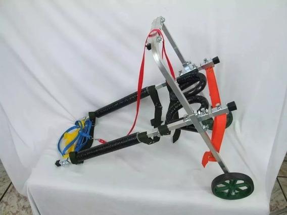 Cadeira De Rodas Para Cachorros De 15 A 30 Kg