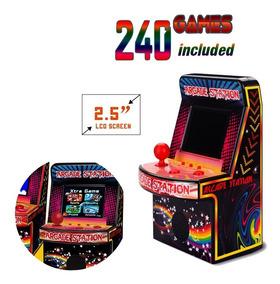 Mini Game Retro 240 Jogos Clássicos - Frete Grátis