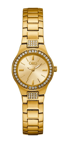 Reloj G By Guess Infallible Dama G94084l1 Dorado