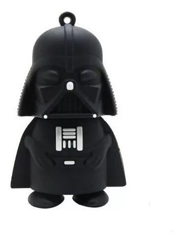 Pen Drive Personalizado 4gb Darth Vader Novo