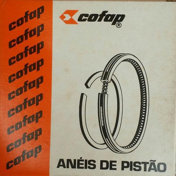 Anéis Pistão Yamaha Rdz 125cc Cofap Standard