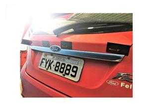 Friso Cromado Porta Malas New Fiesta Hatch Wgjmt01