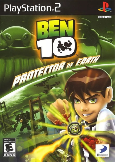 Patch Jogo Ben 10 Protector Of Earth Play 2 Ps2 Play2
