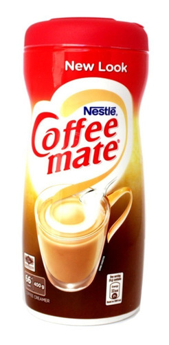 Coffee Mate Nestlé Original 400g Nota Fiscal Val Março2021