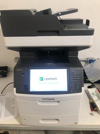 Impressora Lexmark Mx711 Revisada