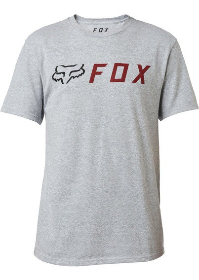 Fox Legacy Head Gris Playera Ropa Camisa