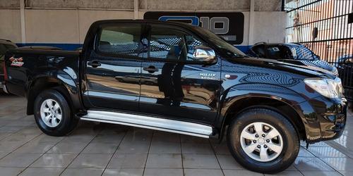 Toyota Hilux Cd Sr D4d 3.0 Turbo Diesel Tração 4x4 Completa
