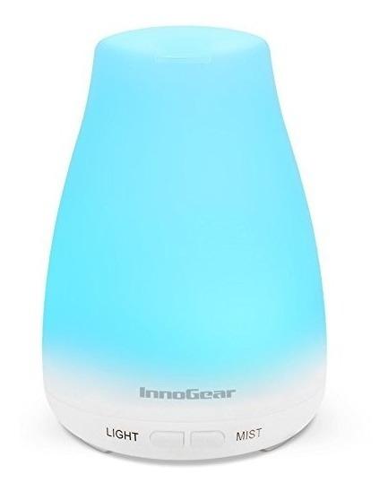 Innogear Esencial De Aromatherapy Difusor De Aceite Portátil