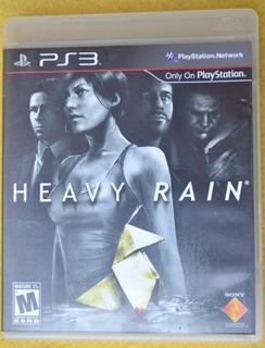 Heavy Rain Ps3 Play Magic