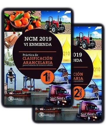 Nomenclador Aduanero 2019 Nomenclatura Comun Del Mercosur