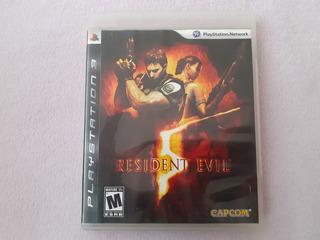 Resident Evil 5 Original Para Ps3