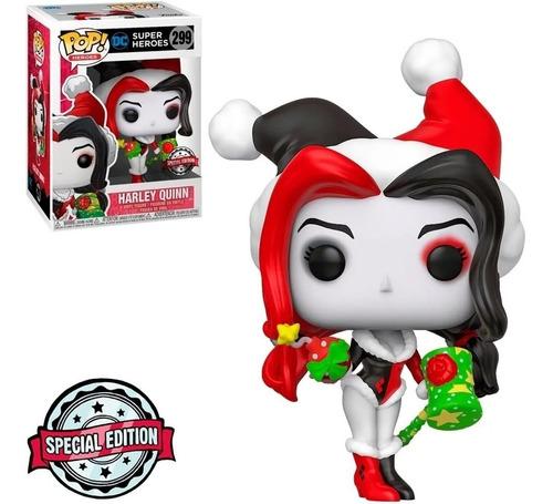 Funko Pop! Heroes Dc Super Heroes Harley Quinn # 299 Replay
