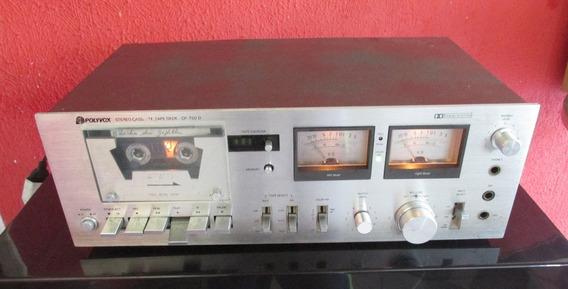 Correias Tape Deck Polyvox Cp 750d Frete Grátis