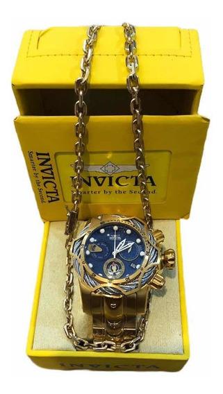 Relógio Invicta Venon Reserve 26655+cordao Cadead 8mm 10mile