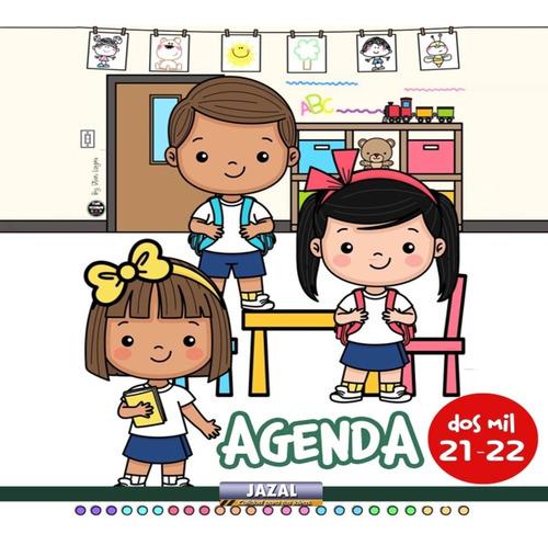 Imagen 1 de 3 de Agenda Personalizada Para Docentes 2020 - 2021