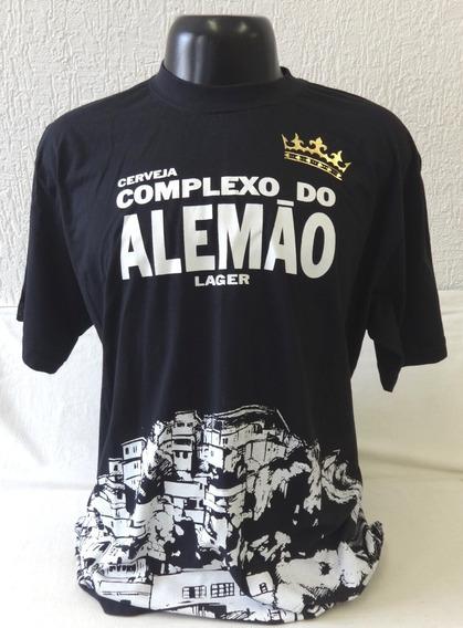 Camisa Cerveja Complexo Do Alemão Lager Complexidade Urbana