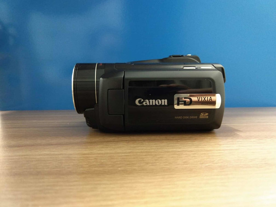 Filmadora Canon Hg21