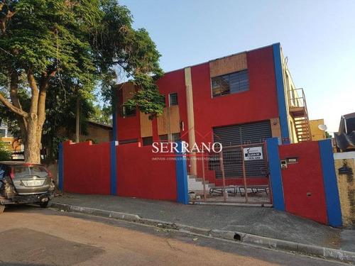 Galpão À Venda, 320 M² Por R$ 890.000,00 - Nova Vinhedo - Vinhedo/sp - Ga0043
