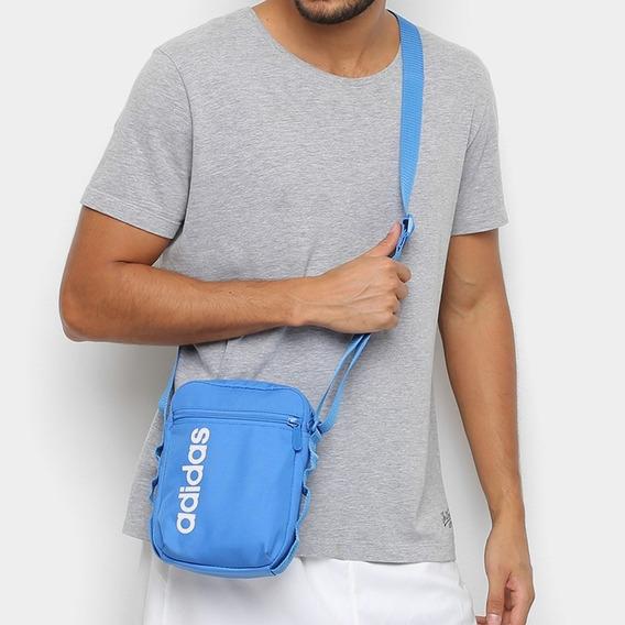 adidas Shoulder Bag Bolsa Lateral Lin Core Original Nf