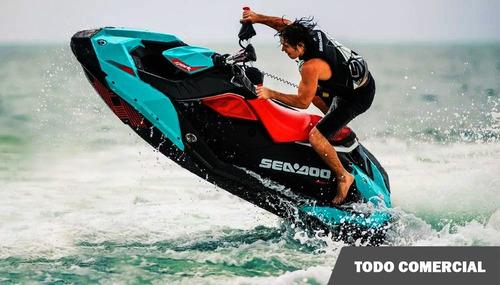 Sea Doo Spark Trixx 2up  19hs 2019
