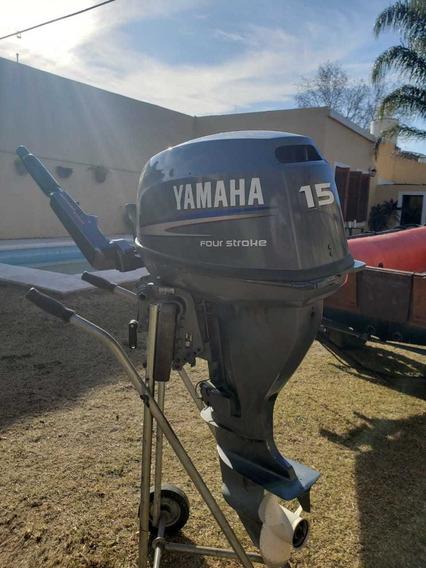 Vendo Motor Yamaha Y Gomon Ferramar