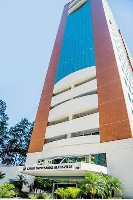 Sala Em Edifício Cauaxi Empresarial, Barueri/sp De 126m² À Venda Por R$ 1.100.000,00 - Sa182791