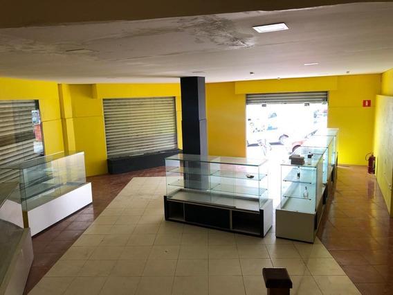 Salão Para Alugar, 150 M² Por R$ 4.000/mês - Rudge Ramos - São Bernardo Do Campo/sp - Sl0007
