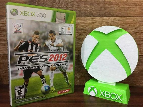 Pes 2012 Xbox 360 Original Mídia Física Envio Imediato