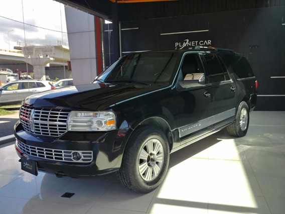 Lincoln Navigator Vagoneta Ultime Qc Lujo 4x4 At 2008