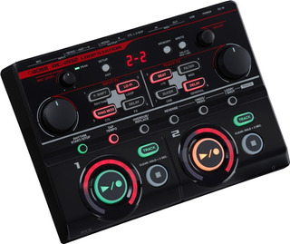Pedalera Boss Loop Station Rc-202 Doble Loop Estereo