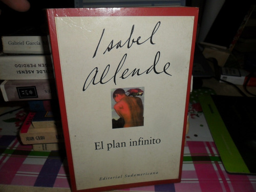 Libro-el Plan Infinito.isabel Allende