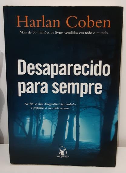 Livro Desaparecido Para Sempre, De Harlan Coben (usado)