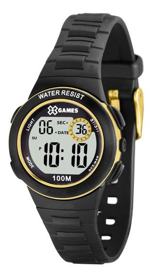 Relógio Xgames Xkppd002 Bxpx Feminino Digital - Refinado