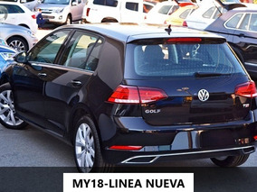 Vw Volkswagen Golf 1.4tsi Highline Dsg My18 Linea Nueva!..