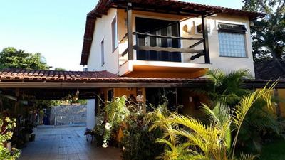 Casa Em Maria Paula, Niterói/rj De 200m² 2 Quartos À Venda Por R$ 800.000,00 - Ca215721