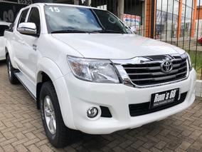Toyota Hilux Cd 4x2 Srv 2.7 16v 2015