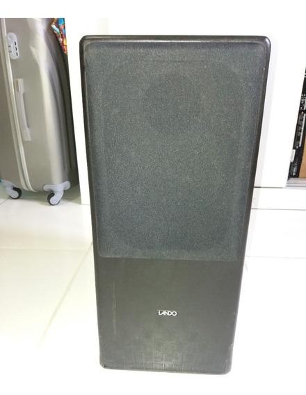 Subwoofer Passivo Lando La Bass 240 Sony Yamaha Denon Onkyo