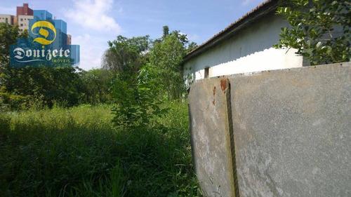 Terreno À Venda, 1377 M² Por R$ 3.200.000,00 - Vila Eldízia - Santo André/sp - Te0398