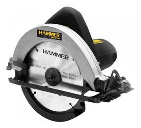 Serra Circular Hammer Para Madeira 7.1/4 1100w 220v Sc-1100
