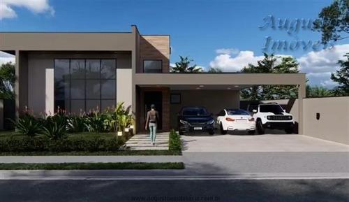 Imagem 1 de 7 de Linda Casa Em Condomínio