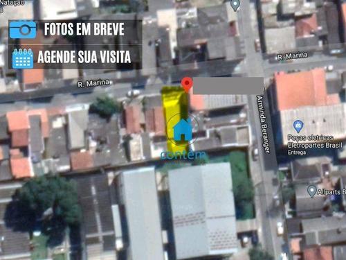 Te0031 - Terreno À Venda, 360 M² Por R$ 450.000 - Pestana - Osasco/sp - Te0031