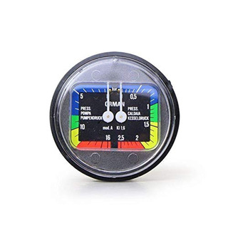 Astoria Cma Dual Pressure Gauge Boiler Pump 63mm