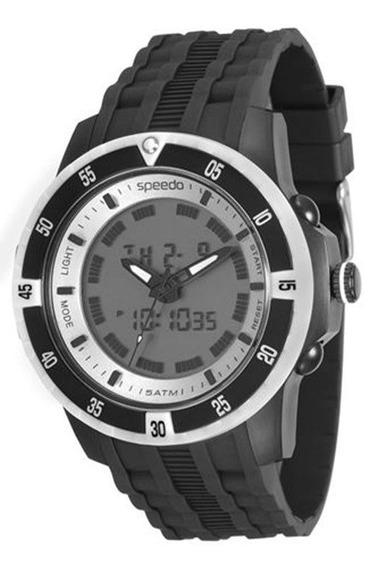 Relógio Speedo Masculino Esportivo Digital 81127g0evnp1