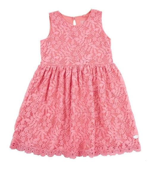 Vestido Kate Coral 4kids