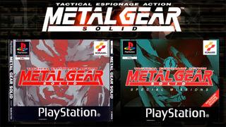 Metal Gear Solid Y Vr Missions Digital Ps3