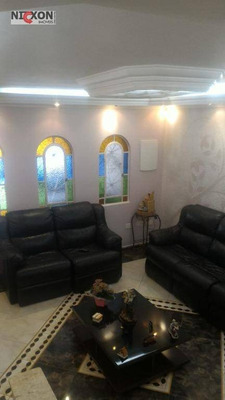 Casa Residencial À Venda, Jardim Baruch, Guarulhos. - Ca0284